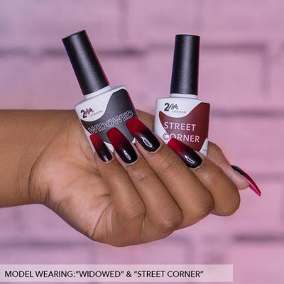 Street Corner Gel Polish 7.5ml - 2AM LONDON