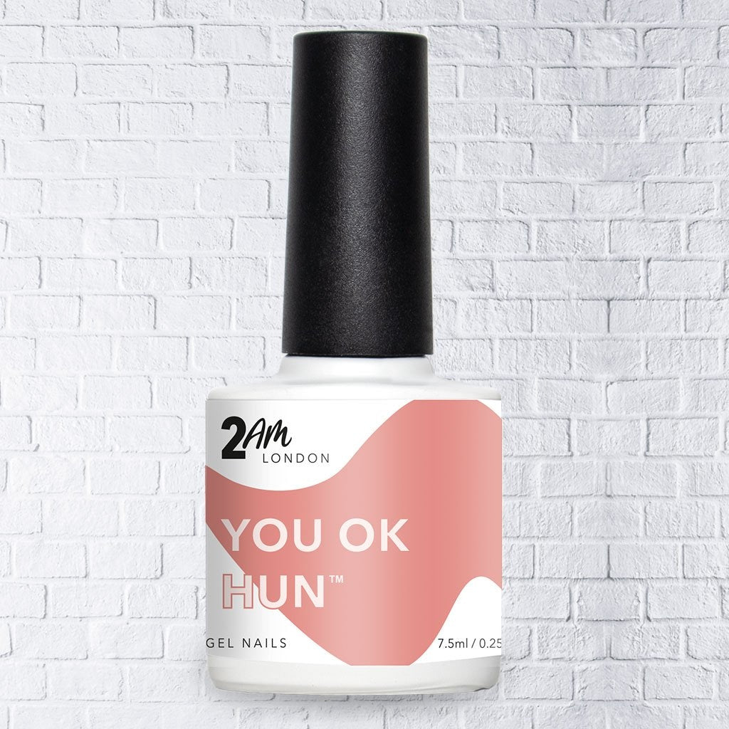 You Ok Hun Gel Polish 7.5ml - 2AM LONDON