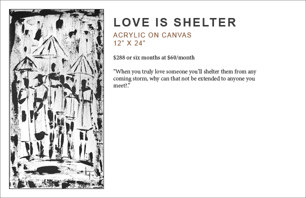 Lennard Taylor_Love is Shelter_art