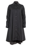 Beatrix Dress - Black - Ghost Image - Lennard Taylor