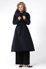 Jocelyn Jacket - navy - back - Lennard Taylor