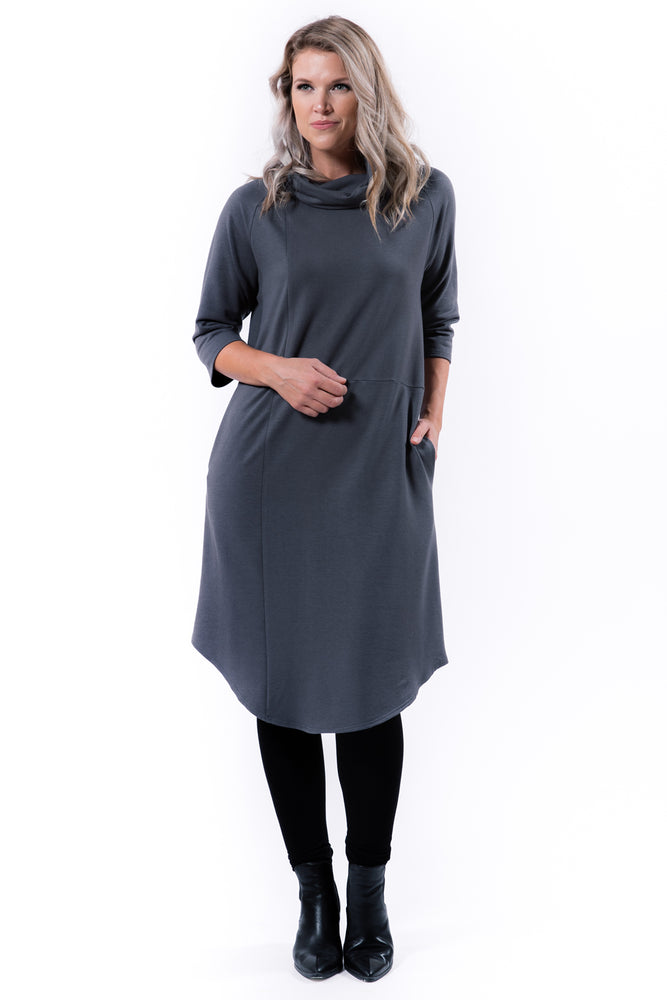 TANYA Dress - Bamboo/Cotton Blend