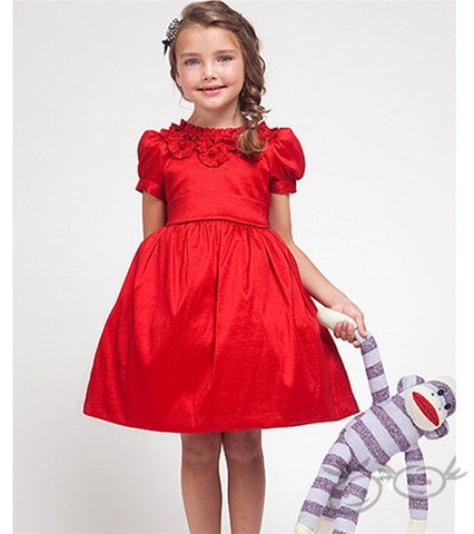 Flower Girl Dress - J-1206