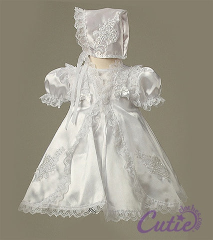 Christening Gown - B559