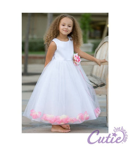 Flower Girl Dress - 0160B