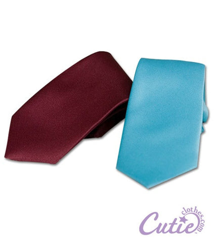 Boys Solid Ties