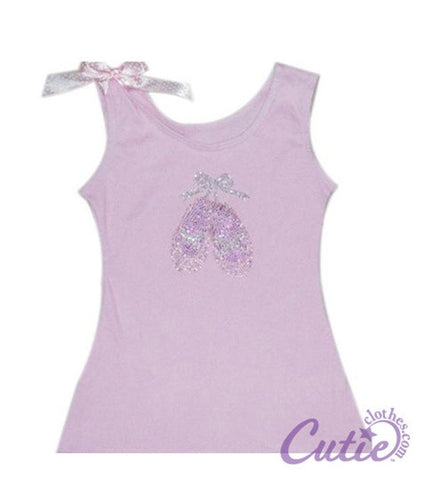 Ballet Shoes Tank Top - SK-651