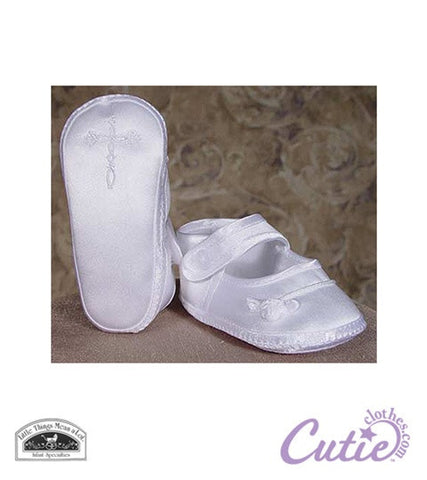 Girls Satin Shoe - 6CRGAS
