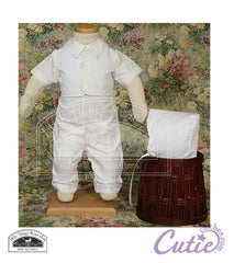 Boys Christening Outfit - BBJ501S