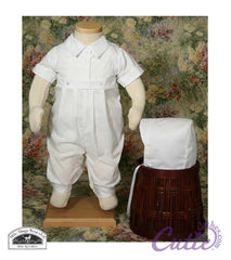 Boys Christening Outfit - BJ01CS
