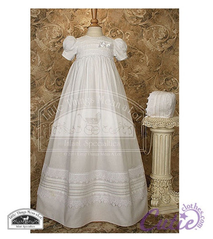 Christening Gown - CO42GS