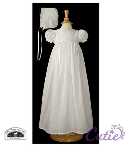 Christening Gown - CO90GS