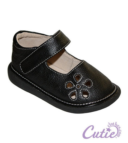 Black Toddler Shoe - Renee