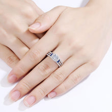 Load image into Gallery viewer, 3 Pcs Wedding Ring Set For Women