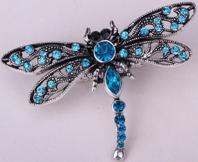 Dragonfly stretch Ring
