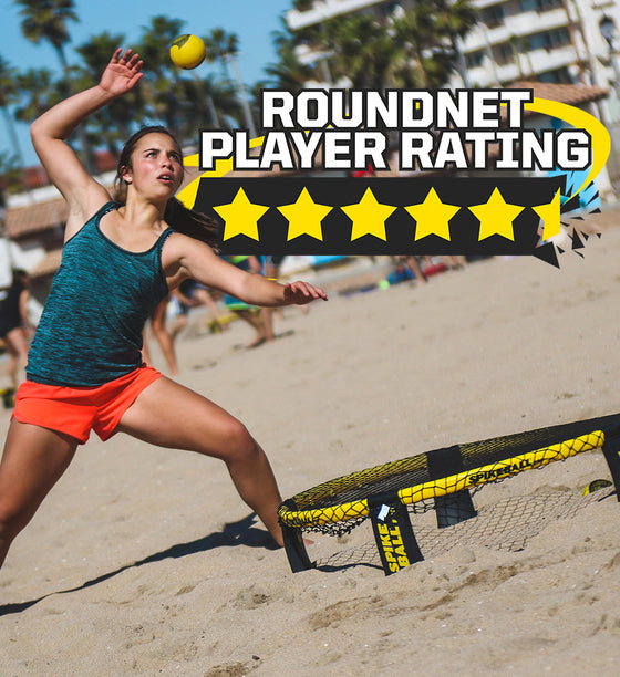Roundnet Player Rating