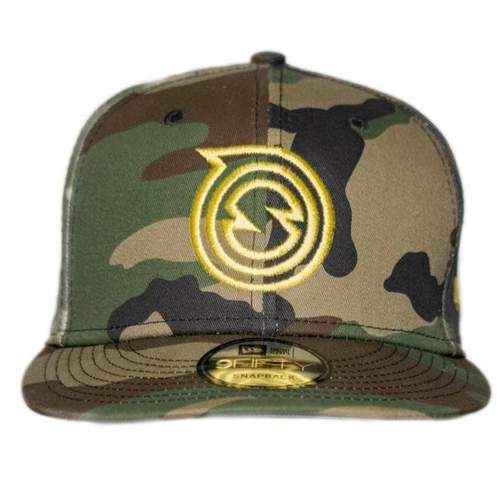 Spikeball Camo Hat