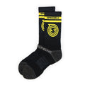 SpikeSocks Black