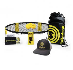 Spikeball Combo Meal Kit + Hat