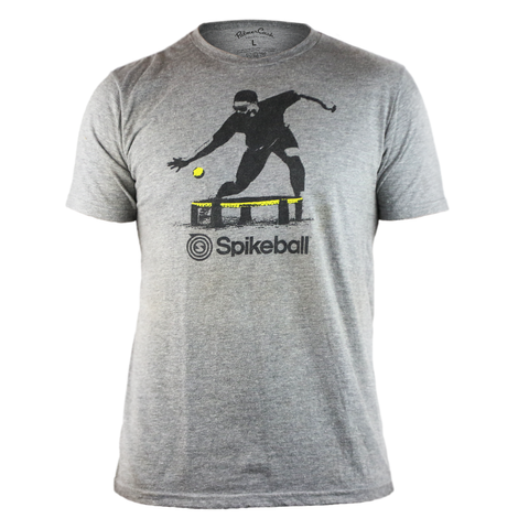 "The ""Textbook"" T-Shirt Grey"