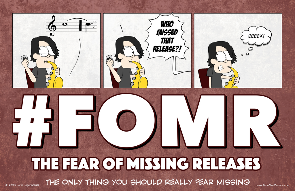 Fear of Missing Releases