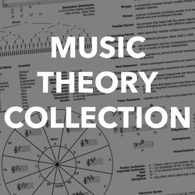 Music Theory Collection