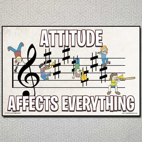 Attitude Affects Everything