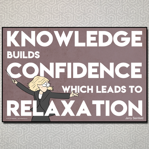 Knowledge Confidence Relaxation