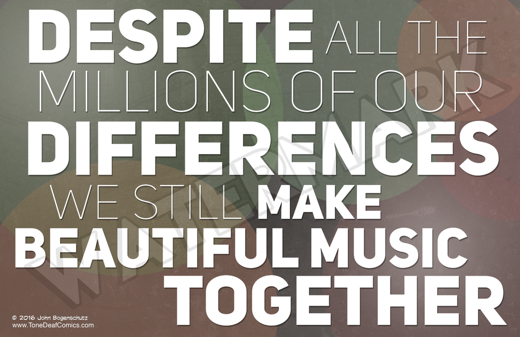Make Beautiful Music Together