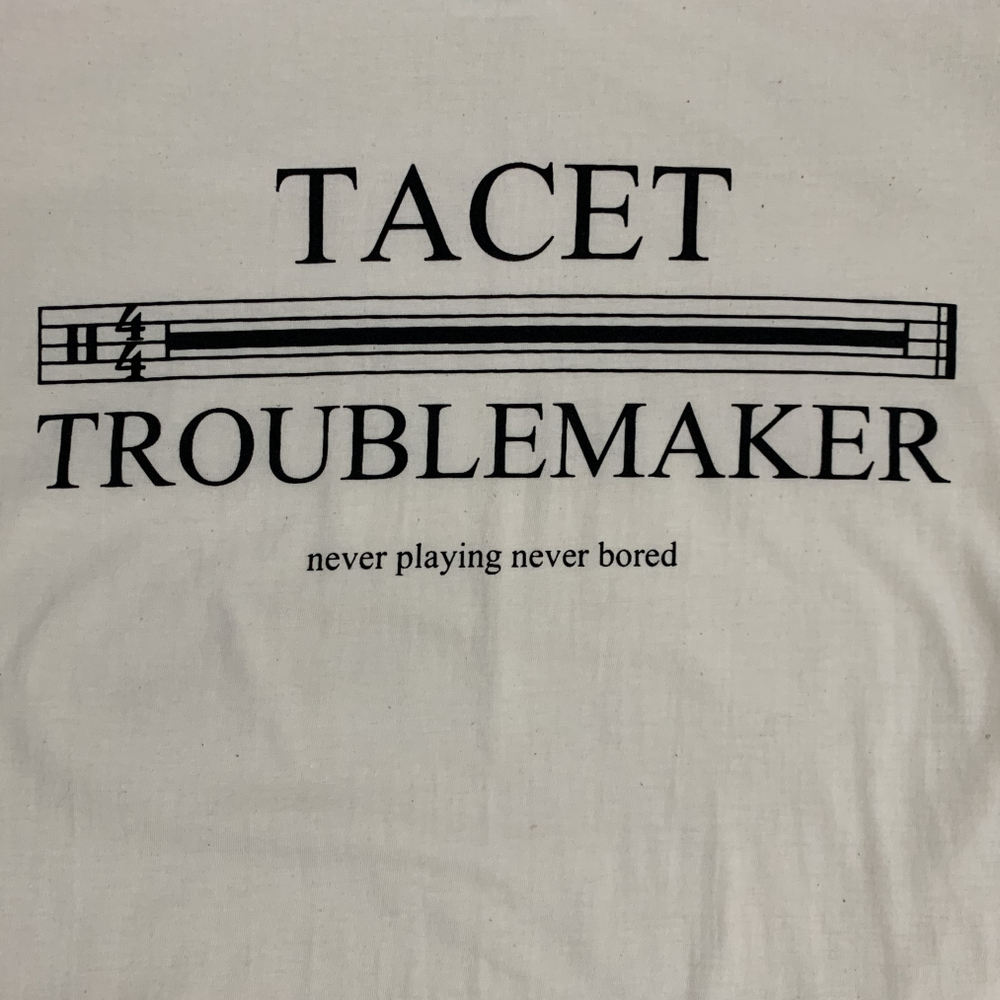 Tacet Troublemaker Shirt