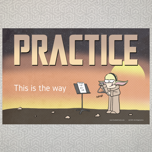 Practice: This is the Way