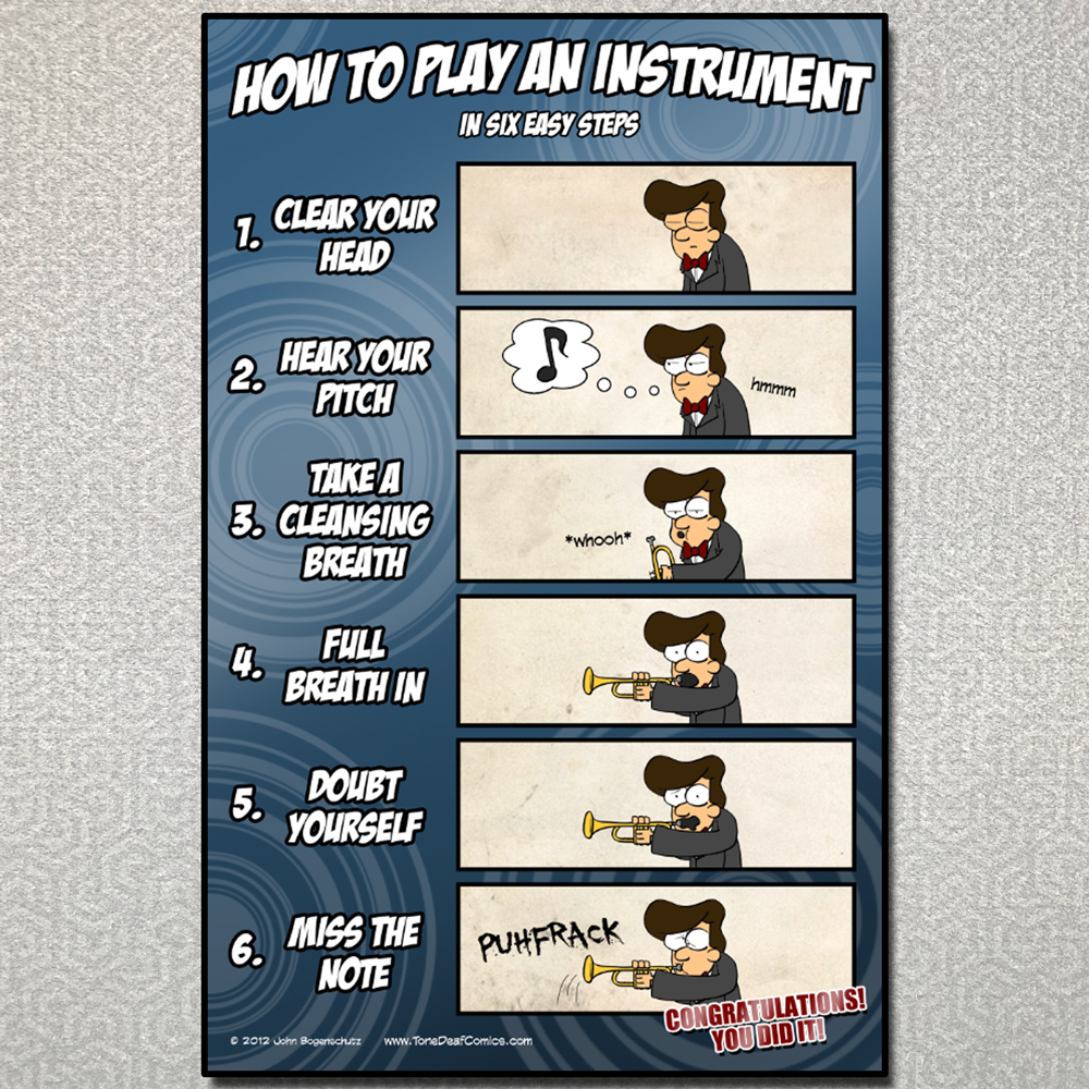 How to Play an Instrument
