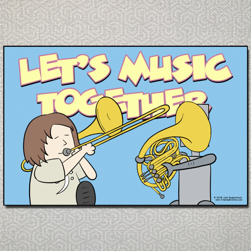Let's Music Together
