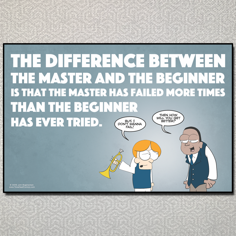 Master and Beginner
