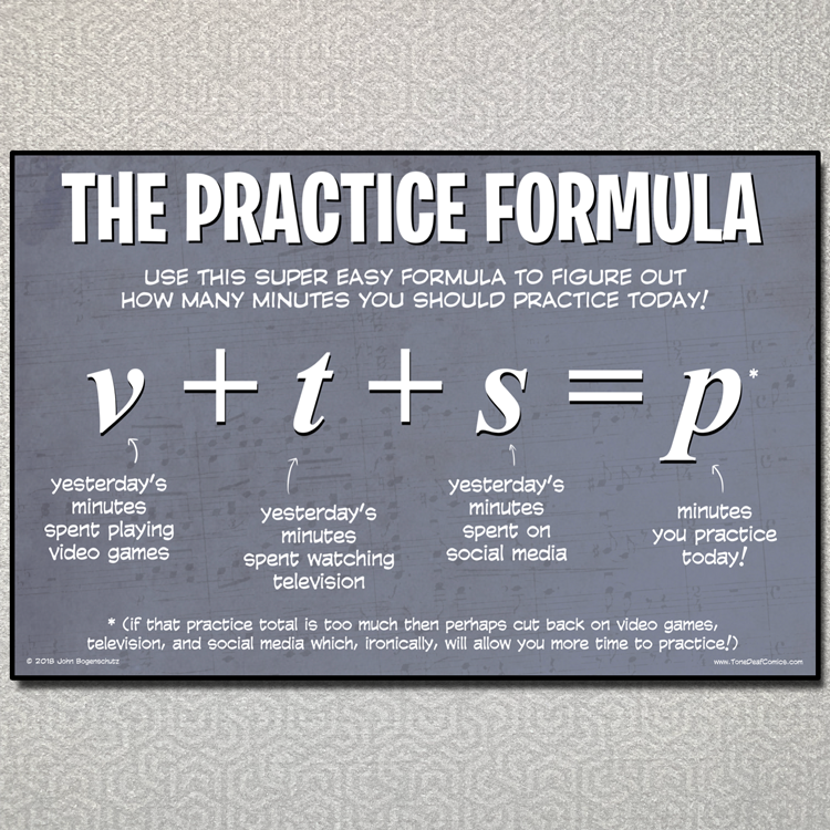 The Practice Formula