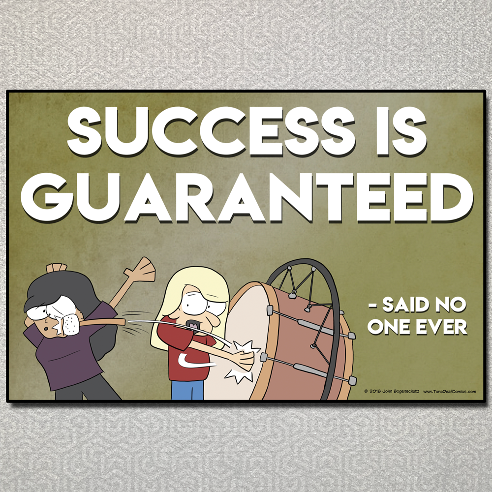 Success is Guaranteed