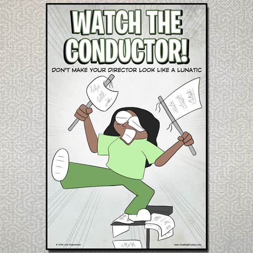 Watch The Conductor