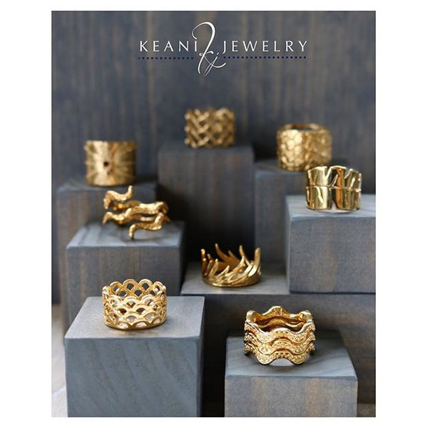 Ring by Spring? *K E A N I* Jewelry Giveaway