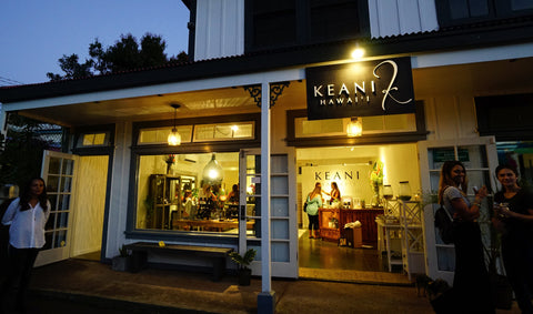 Keani Hawaii-- Jewelry shopping - makawao hawaii