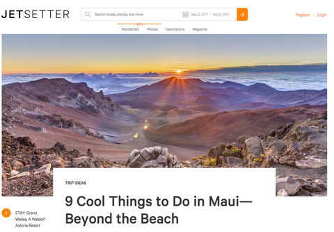 JetSetter Magazine - 9 Cool Things To Do in Maui -- Keani Jewelry