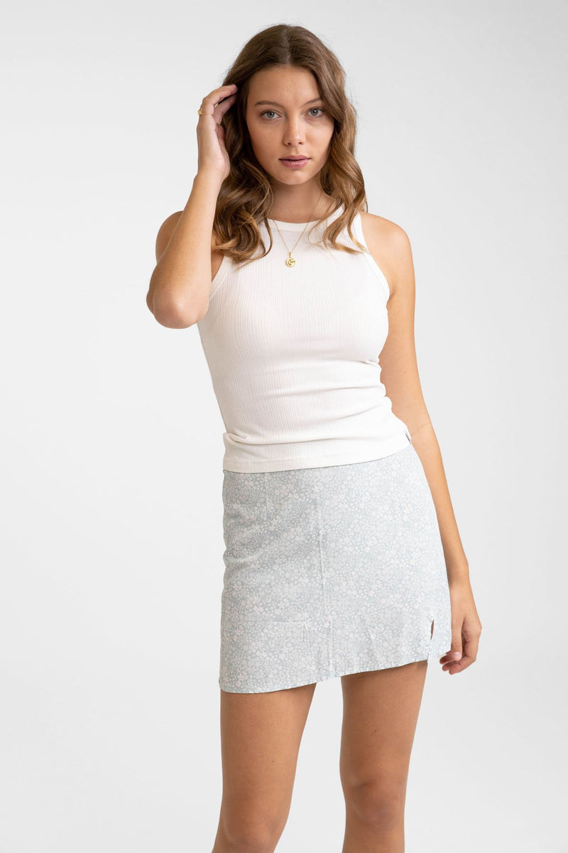 Fields Mini Skirt