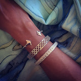 Found You Cuff - Keani Jewelry