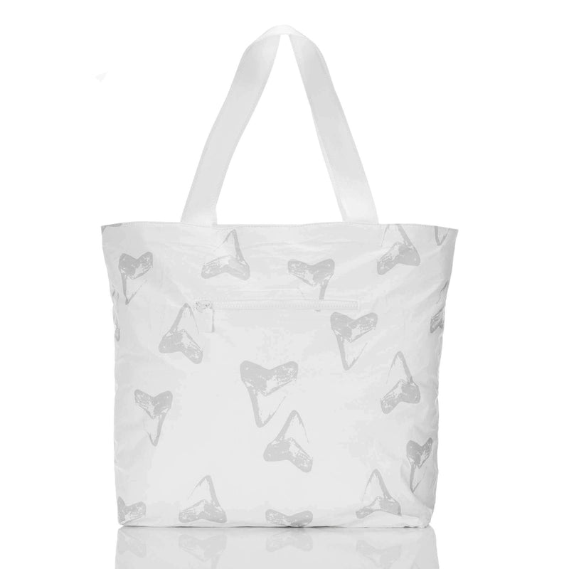 Aumakua Day Tripper Tote / Stone White