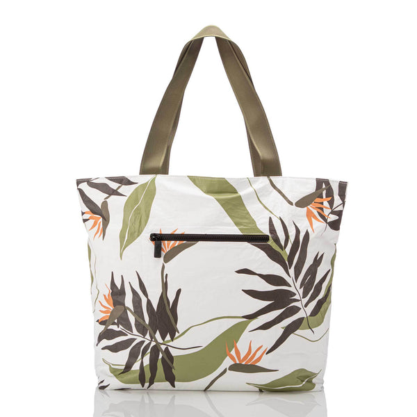 Painted Birds Day Tripper Tote