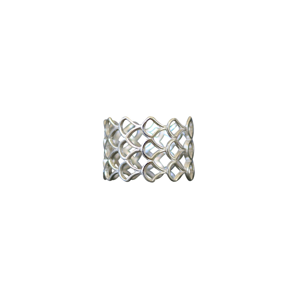 MerMesh Ring-New! - Keani Jewelry