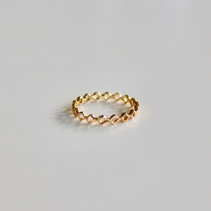 Enamerred Ring