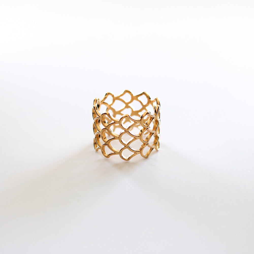 Mermesh Ring