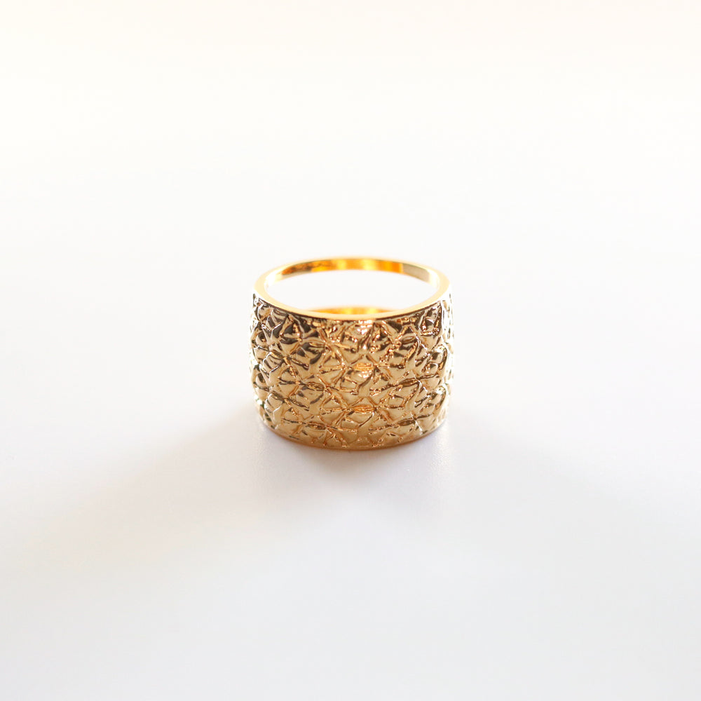 Maui Gold Ring