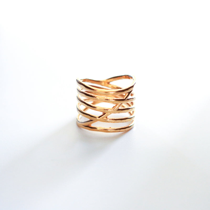 Embraced Ring