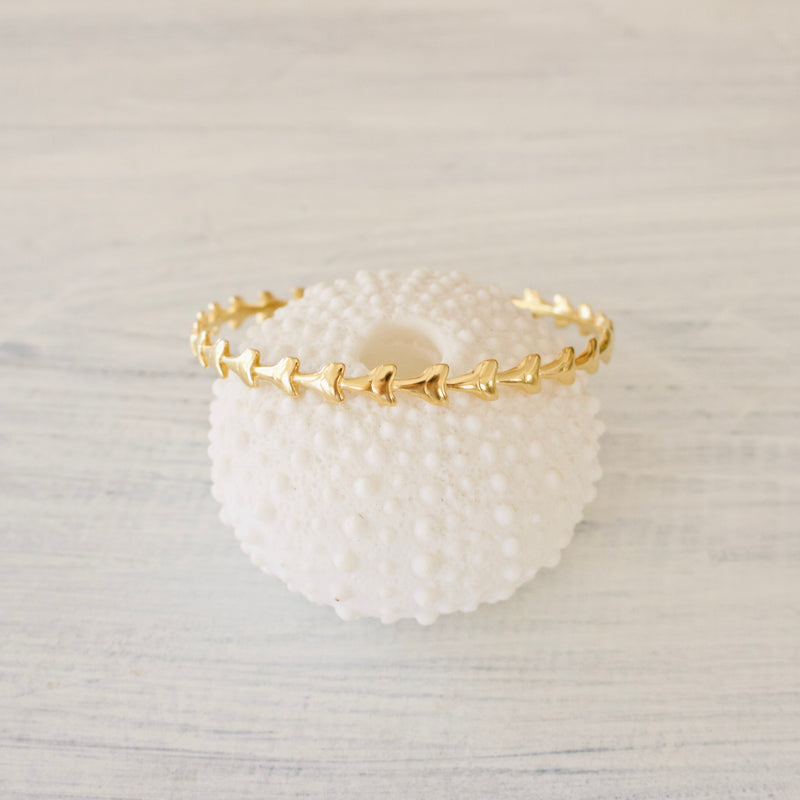 Jagged Bangle